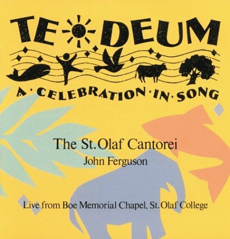 Te Deum - Johns The Center St Town