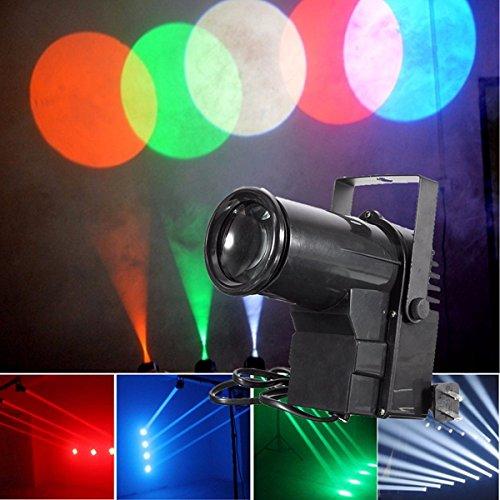 ZHENWOFC 15W LED DMX DMX DMX Bühnenlicht Party DJ Bar DISCO Scheinwerfer AC90-240V Innenlicht B07N5FWX8B | Angemessene Lieferung und pünktliche Lieferung  5ed20d
