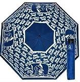 K&A Company Umbrella Folding Wrap Duke 12 Display Unit Case Pack 24