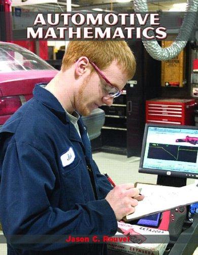 Automotive Mathematics