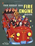 The Great Big Fire Engine Book, Golden Books Staff, 0307103218