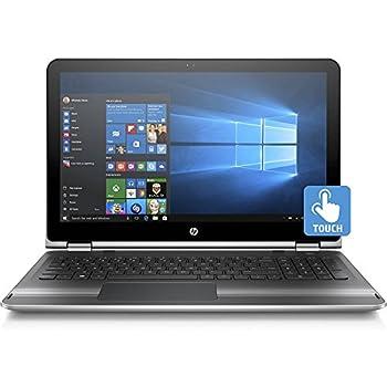 "HP Pavilion X360 15.6"" HD Touchscreen 2 in 1 Laptop Computer, Intel Dual Core i5-6200U 2.3Ghz Processor, 8GB Memory, 1TB HDD, USB 3.0, HDMI, Rj45, Windows 10 (Certified Refurbished)"