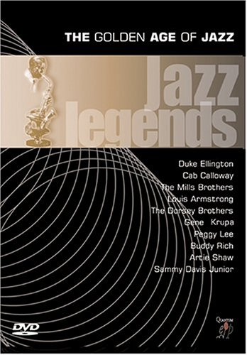 UPC 022891987895, The Golden Age of Jazz, Part 1 - Jazz Legends