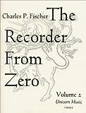 The Recorder From Zero, Vol. 2
