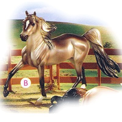 Breyer Classics Grullo Morgan from Breyer