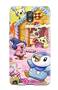 PGTZnWx218YcwYd Snap On Case Cover Skin For Galaxy Note 3(pokemon)