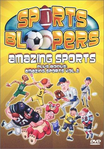 Sports Bloopers: Amazing Sports, Plus Bonus: Amazing Sports Vol. 2