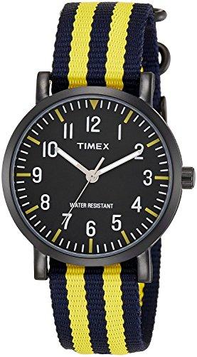 Timex-Unisex-Weekender-Analog-Nylon-Slip-Thru-Strap-Watch-TWEG15406