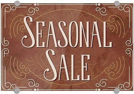 Classic Brown Premium Acrylic Sign CGSignLab 24x6 5-Pack Super Sale