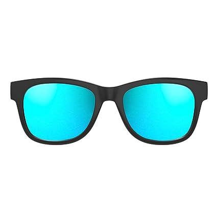 VocalSkull Bone Conduction Glasses Gafas de sol polarizadas Auriculares Bluetooth Gafas de sol deportivas Manos libres