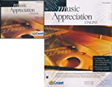 Music Appreciation with Music Cds, Coast Learning Systems, 0757539017