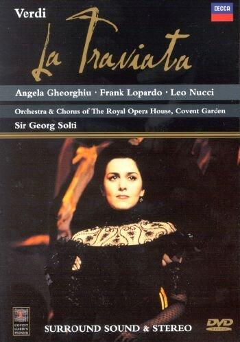 Verdi - La Traviata / Richard Eyre, Solti, Gheorghiu, Lopardo, Nucci, ROH Covent Garden by GHEORGHIU/SOLTI/ORCH
