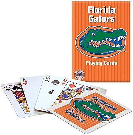 NCAA Florida Gators Playing Cards