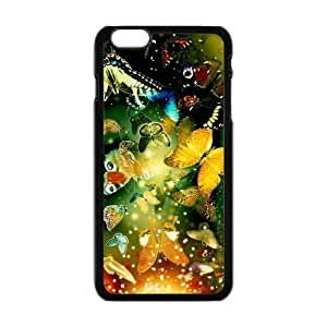 """Beautiful Colorful Butterfly Hot Fashion Design Case for iPhone6 Plus 5.5"""" Style 01"""