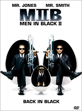 Vignette du document Men in black. II