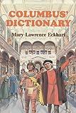 Columbus' Dictionary, Mary Elkhart, 0828319936