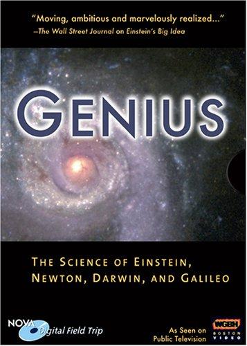 NOVA - Genius: The Science of Einstein, Newton, Darwin, and Galileo by WGBH BOSTON VIDEO