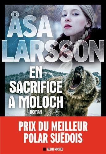 Asa Larsson - En sacrifice à Moloch