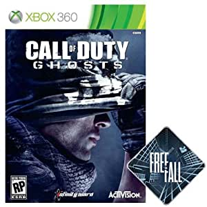 Activision Call of Duty Ghosts with Free Fall for Xbox 360 (English Version)