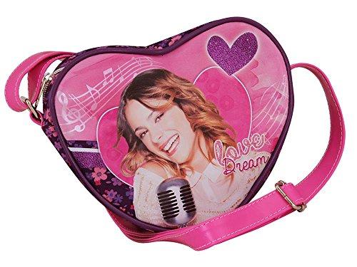 Violetta bolso heart love dream