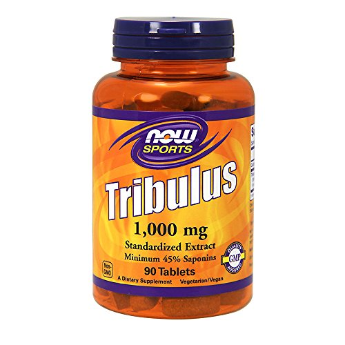 NOW Sports Tribulus 1,000 mg,90 Tablets
