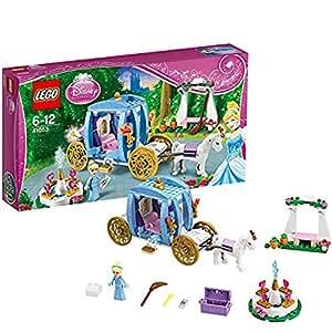 Lego disney princess la carroza encantada de cenicienta - Carroza cenicienta juguete ...