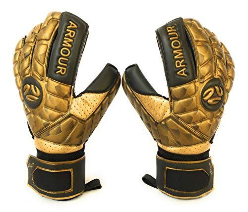Goalie gloves fingersave