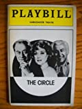 THE CIRCLE - PLAYBILL - JANUARY 1990 - VOL. 90