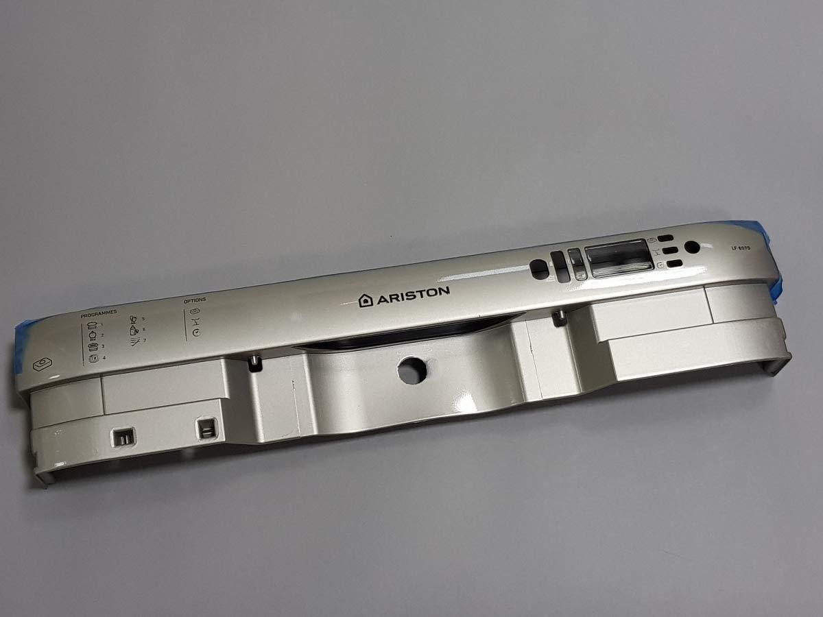 Panel de Control Facia para Lavavajillas INDESIT/ARISTON C00144873 ...