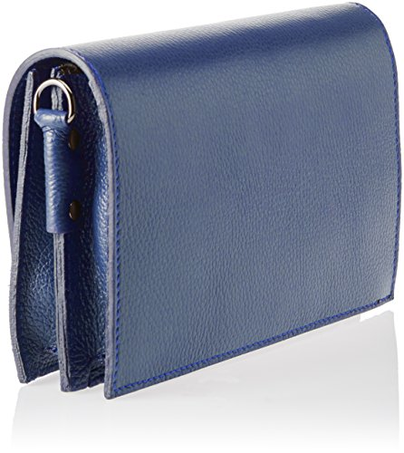 hombro Bolso Mujer Borse Chicca 1638 Azul Blue de Blue gIaTnPpqW