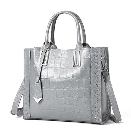 viaggio D'affari Tracolla Pelle Borsa Vintage Tipo Spalla università 5 Bag Messenger Donna 1 In Sucastle A 7XP1q1