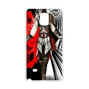 Diy Phone Cover Assassin's Creed for Samsung Galaxy Note 4 N9100 WEQ879594