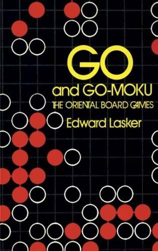 GO-AND-GO-MOKU-ORIENTAL-BOARD-GAMES-By-Edward-Lasker-BRAND-NEW