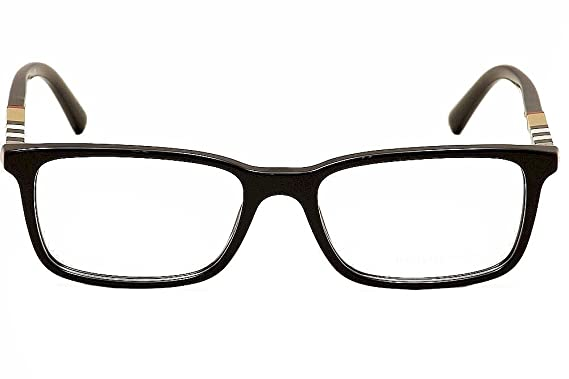 29c4d7caac5 Burberry Men s BE2199F Eyeglasses Black 55mm at Amazon Men s Clothing store
