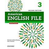 American English File Second Edition: Level 3 Student Book: With Online Practice