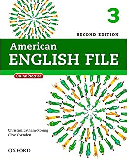 American English File 3 - Student Book (+ Online Practice