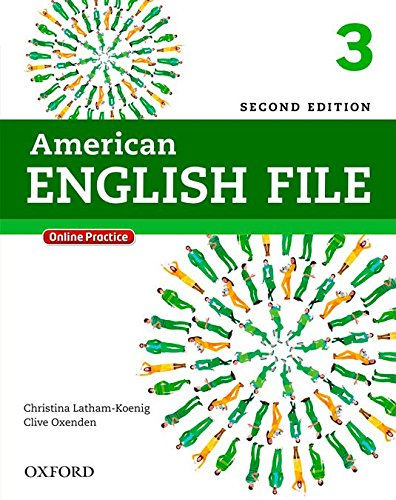 American English File 3 - Student Book (+ Online Practice)