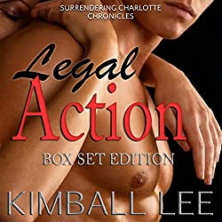 Legal Action Box Set Edition: Book 1-4