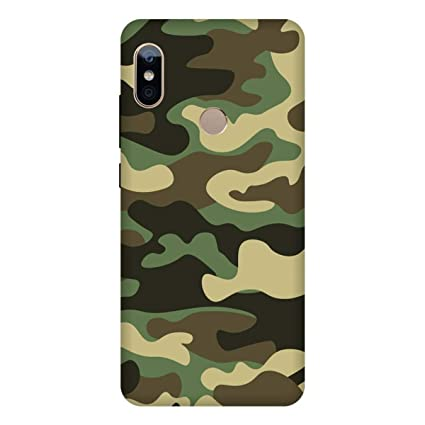 21046e69f Studcandy Army Camouflage Matte Finish Designer Printed  Amazon.in   Electronics