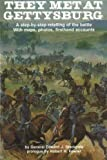 Front cover for the book They Met at Gettysburg (Stackpole) by Edward J. Stackpole