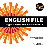 English File third edition: English File 3rd Edition Upper-Intermediate. class. CD