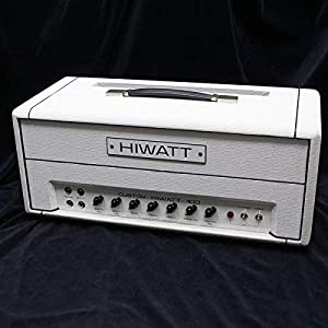HIWATT CUSTOM 100 WHITE