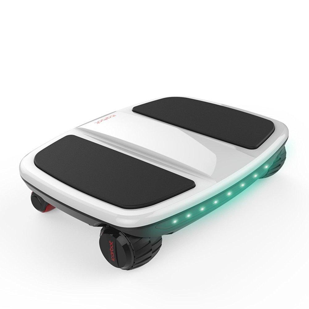 icarbot eléctrico patinete con App 4 ruedas portátil walkcar ...