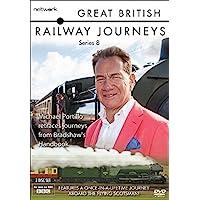 Great British Railways Journeys: The Complete Series 8 [DVD]
