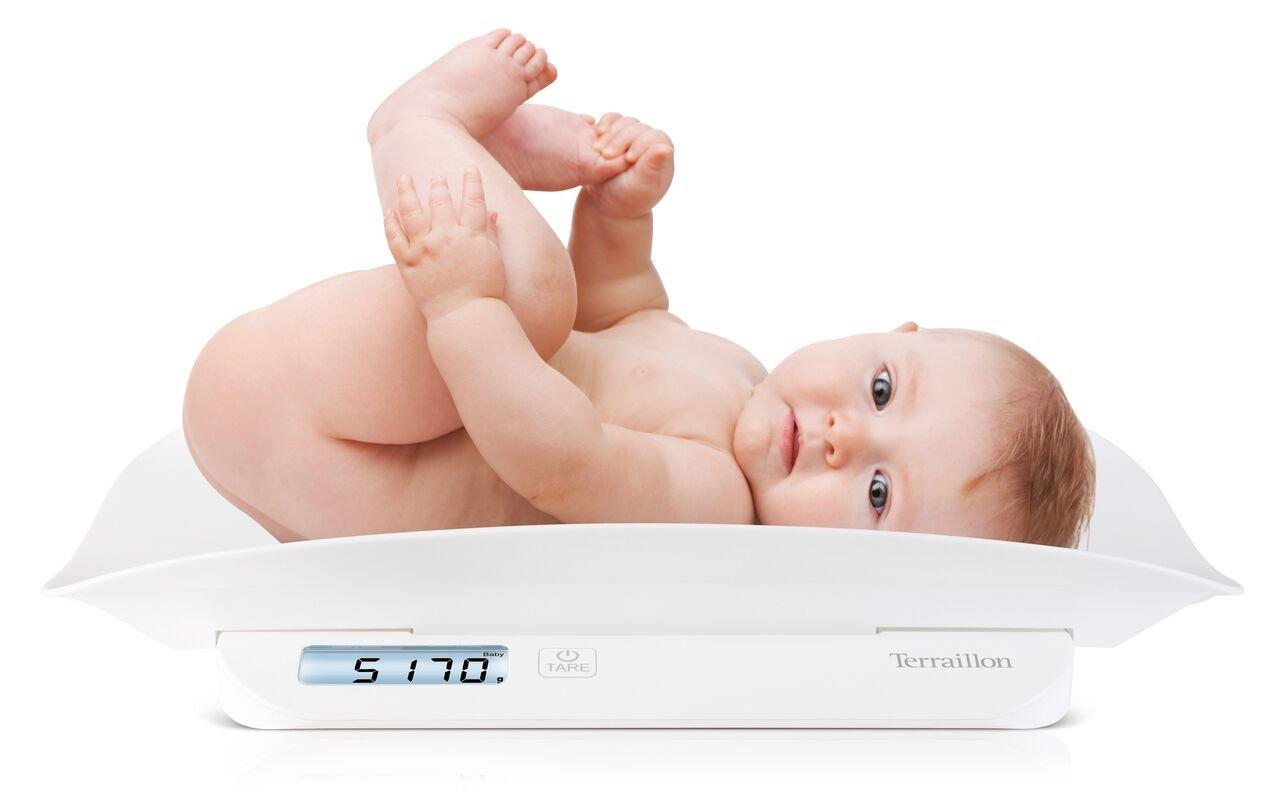 Terraillon 14067/Evolutive Baby Bilancia Custodia