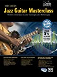 Don Mock's Jazz Guitar Masterclass Book & CD