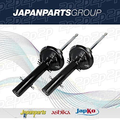 JAPANPARTS GROUP Coppia ammortizzatori anteriori destro e sinistro K2PZAS11