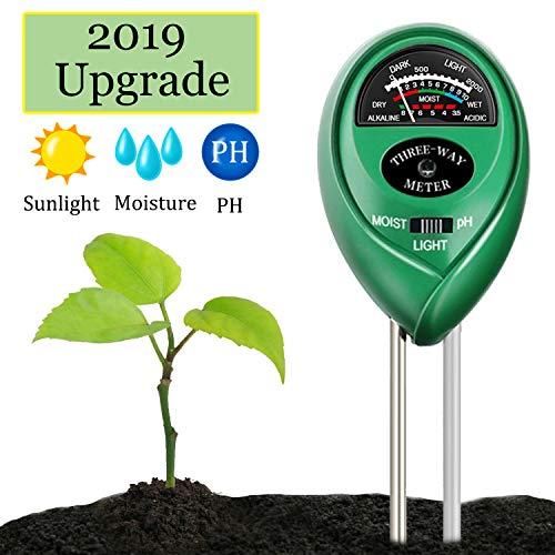 Outdoor Garden Light Meter