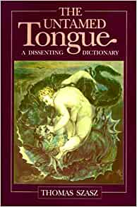 the untamed tongue a dissenting dictionary pdf