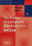Book cover image for Mechanics of Composite Materials with MATLAB